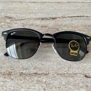 NWT RB3016TR Metal Frame Ultra HD Sunglasses 51MM
